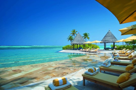Four Seasons Resort Maledives at Kuda Huraa part